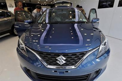 Maruti posts record profit for FY17; Q4 net up 16%