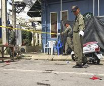 Car bomb in Thailand leaves one dead, injures 30