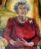 Queen Elizabeth: Spitting Image or Work of Art?