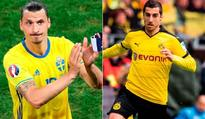 United want to seal deals for Ibrahimovic and Mkhitaryan before Mourinho's official unveiling