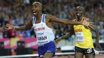 World Athletics Championships: Mo Farah confident of 5,000m triumph despite stitches