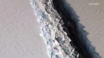 What next if Del.-size chunk breaks off Antarctica?