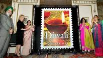 23 nations celebrate release of Diwali stamp in US