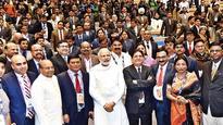 PM Modi woos Dalit entrepreneurs