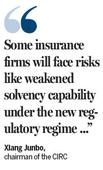 Tighter controls on cards for insurers