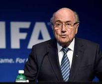 Sepp Blatter to attend the 2018 World Cup in Russia despite FIFA tenure as president ending in disgrace