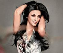 Shruti to team up with a Hollywood choreographer
