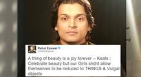 Twitterati seethes in anger at Rahul Easwar's recent tweets advising women