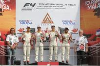 F4: Love wins overall crown, Frost claims final race