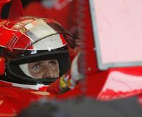Michael Schumacher's family launch 'Keep Fighting' initiative three years after accident