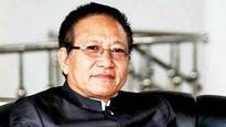 Extortion probe: NIA summons former Nagaland CM TR Zeliang
