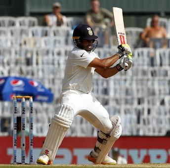 Karun Nair shares record with Sobers, Simpson