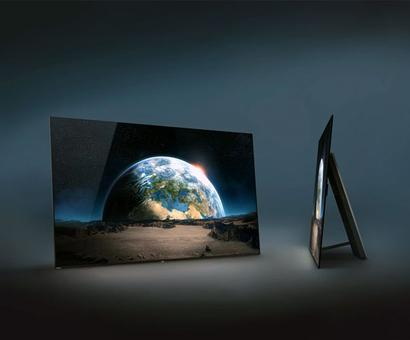 Sony's A1 OLED TV: Close to a work of art, with price to match