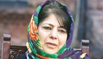 Mehbooba contradicts state intel chief, says she was unaware of operation against Wani