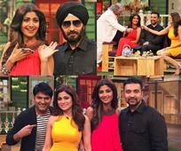The Kapil Sharma Show: Shilpa Shetty, Shamita Shetty and Raj Kundra STEAL the show in this hilarious episode!