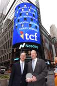 TCF Receives Innovation in Financial Education Award Presented by Nasdaq and EverFi