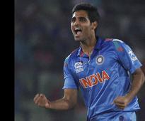 Practising with wet ball helped me in 2nd ODI: Bhuvneshwar Kumar