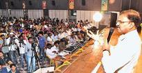 Identify and grab chances, Lakshmi Narayana tells students