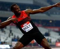 Bolt lands in Rio