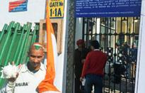Sachins Fan Sudhir Gautam Denied Entry In Mohali Stadium Because He Painted Tri-Colour On His Body