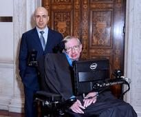 Hawking warns about answering aliens