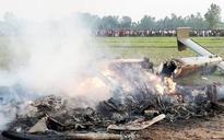 IAF's Mi17 V5 chopper crashes during military drill in Uttarakhand