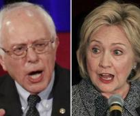 Clinton and Sanders spar over Israel at NY debate, Sanders says Netanyahu 'not right all the time'