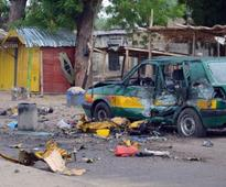 Fifteen killed in northeast Nigeria in suspected suicide attack by Boko Haram insurgents