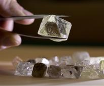 Imports of rough diamonds up by 11.11% to $15.5-bn in Apr-Jan period: GJEPC