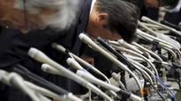 Mitsubishi Motors says manipulated fuel economy tests, shares tumble
