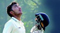 Ranji Trophy: Two-ton Tanmay Agarwal crushes Jammu & Kashmir