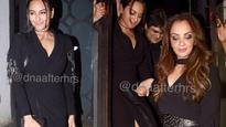 WHOA! Sonakshi Sinha parties with boyfriend Bunty Sajdeh's sister Seema Khan!