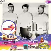 Vh1 Supersonic ropes in the talented trio alt-J as their second headliner for their upcoming edition