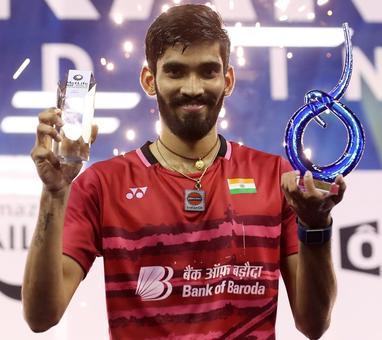 Not losing sleep over chasing No 1 ranking: Srikanth