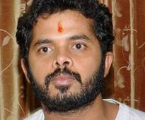 Sreesanth expresses disappointment over lack of support from Dravid, Dhoni