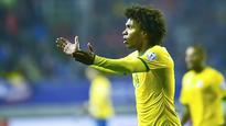 Chelsea midfielder Willian wants agreement over Brazil tournaments