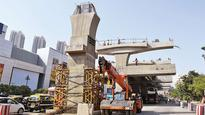 Mumbai: First station structure ready on Metro-2A