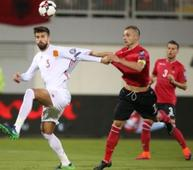 Gerard Pique receives support from Spanish FA and coach Julien Lopetegui amidst sleeve controversy