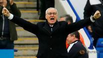 Ranieri to get 5 million pound bonus if Leicester win title - report
