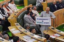 Ruckus in J&K Assembly over 'violence' in Jammu city