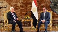 Abbas in Cairo: 'Radicalization in Israel led to Lieberman's appointment'