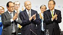 Paris climate change accord to  enter into force November 4, 2016