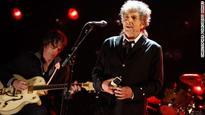 Bob Dylan's Nobel Prize win stirs fierce social media reaction