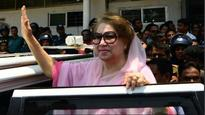 Bangladesh SC rejects Khaleda Zia's plea to re-investigate graft case