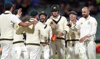 Cricket: Australia take control in Adelaide