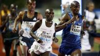 Farah finishes strong to clinch 10,000m at Prefontaine Classic