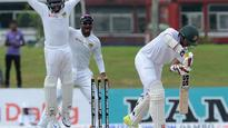 Soumya Sarkar opts for DRS after getting bowled!
