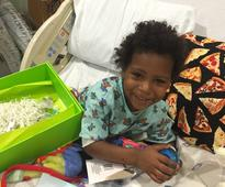 LabCorp and Cheeriodicals Spread Cheer to UNC Children's
