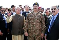 Pakistan's outgoing army chief warns India over Kashmir By Asad Hashim