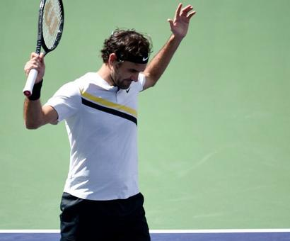 Indian Wells: Federer survives scare, to face Del Potro in final